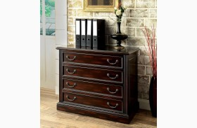 Coolidge Cherry File Cabinet
