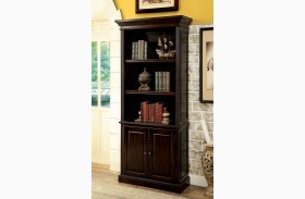 Coolidge Cherry Book Shelf