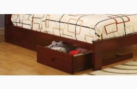 Colin Cherry Underbed Drawers Set Of 3