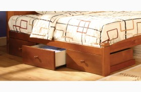Cara Oak Underbed Drawers Set Of 3