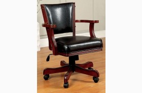 Portia Chestnut Height Adjustable Arm Chair