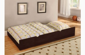 Olympic I Dark Walnut Trundle