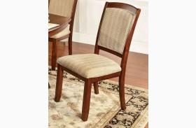 Redding I Oak Side Chair Set of 2