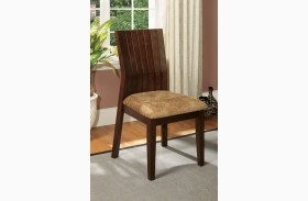 Ottawa I Walnut Side Chair Set of 2