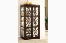 Woodmont Walnut Curio
