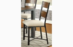 Jazlyn I Weathered Oak Side Chair Set Of 2