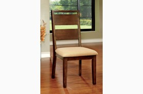 Dwight Dark Oak Side Chair Set of 2