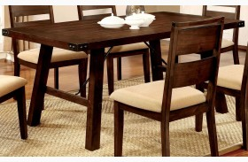 Dwight Dark Oak Rectangular Dining Table