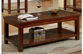 Estell Cherry Coffee Table