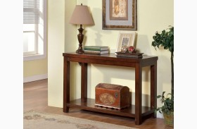 Estell Cherry Sofa Table
