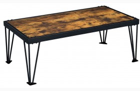 Dido Black Coffee Table