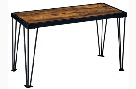 Dido Black Sofa Table