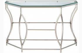 Zola Chrome Sofa Table