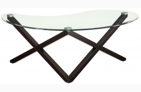 Meera Espresso Coffee Table
