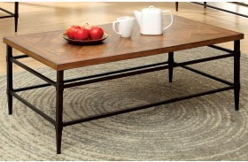 Herrick Light Oak Coffee Table