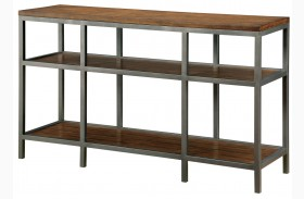 Grafton I Natural Sofa Table