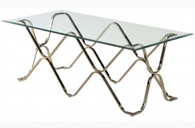 Vador Champagne Coffee Table