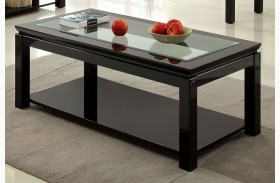Venta Black Coffee Table