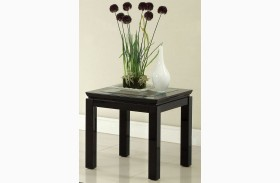 Venta Black End Table