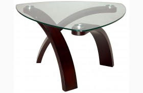Nieve Dark Walnut Coffee Table