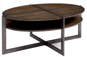 Matilda Dark Oak Coffee Table