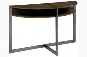 Matilda Dark Oak Sofa Table