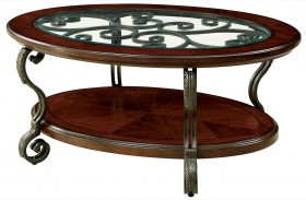 May Brown Cherry Coffee Table