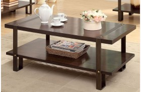 Arbor Dark Oak Coffee Table