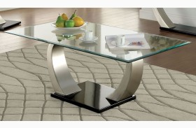 Roxo White Coffee Table