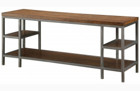 Grafton I Dark Oak 55 TV Console