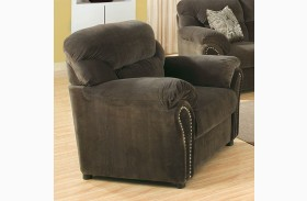 New Sarum Olive Gray Chair