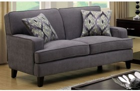 Francis Gray Loveseat