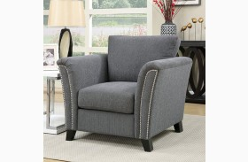 Campbell Gray Chair