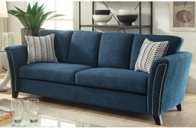 Campbell Dark Teal Sofa