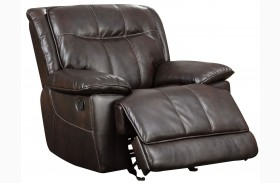 Dolton Brown Reclining Chair
