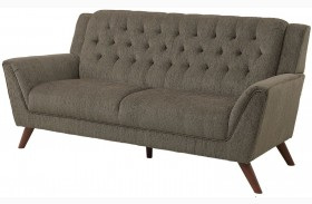 Leia II Gray Sofa