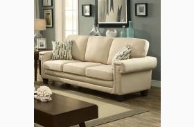 Sanders Beige Sofa
