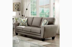 Saffron Gray Sofa