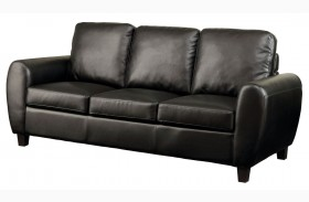 Hatton Black Sofa
