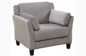 Ysabel Warm Gray Chair