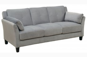 Ysabel Warm Gray Sofa
