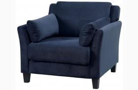 Ysabel Navy Chair