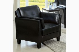 Pierre Black Chair