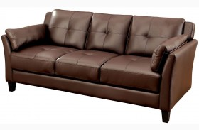 Pierre Brown Sofa