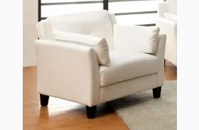 Pierre White Chair
