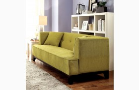 Sofia Lemongrass Loveseat