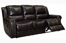 Foxboro Brown Sofa