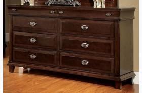 Arden Brown Cherry Dresser