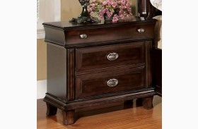 Arden Brown Cherry Nightstand