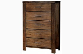 Elkton Oak Chest